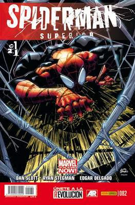 Spiderman Vol. 7 / Spiderman Superior / El Asombroso Spiderman (2006-) (Rústica) #82
