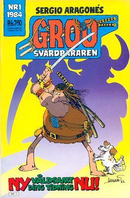 Groo Svärdbäraren #1