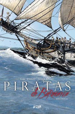 Piratas de Barataria #4