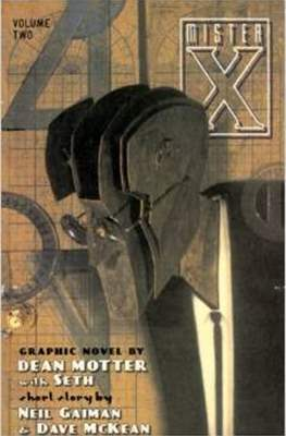 Mister X: The Definitive Collection (Softcover) #2