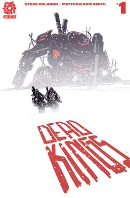 Dead Kings (Comic book) #1