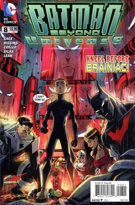 Batman Beyond Universe #8