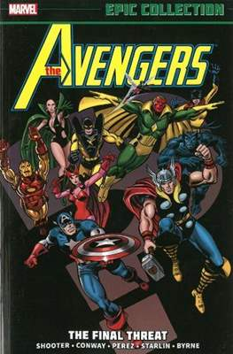 Avengers Epic Collection (Softcover) #9