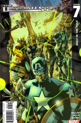 The Ultimates 2 (2004-2006) (Comic-book) #7