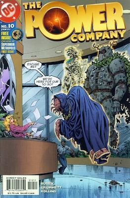 The Power Company (Comic Book) #10