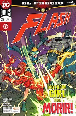 Flash. Nuevo Universo DC / Renacimiento (Rústica - Grapa) #47/33