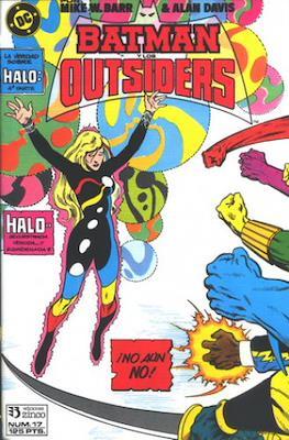 Batman y los Outsiders / Los Outsiders (1986-1988) (Grapa, 34 páginas) #17