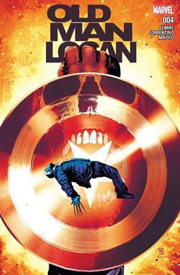 Old Man Logan Vol. 2 (Comic-book) #4
