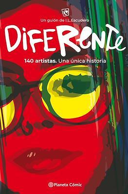 Diferente (Cartoné 136 pp) #