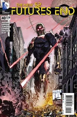 The New 52: Futures End (Comic-Book) #40