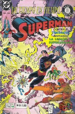 Supermán (1986-2001) (Grapa) #200