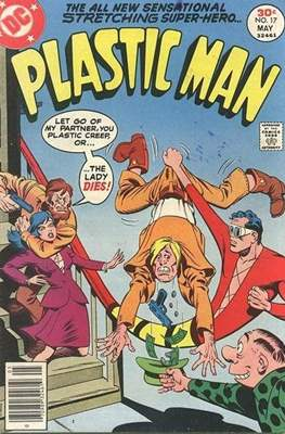 Plastic Man vol.2 (1966-1977) (Grapa, 32 págs.) #17