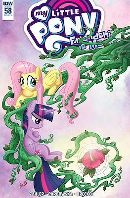 My Little Pony: Friendship Is Magic (Comic-Book) #58
