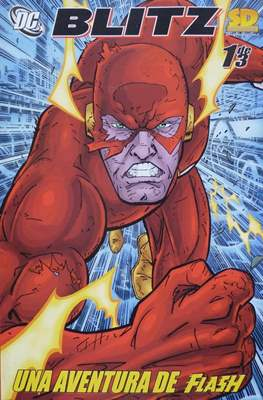Blitz: Una aventura de Flash #1