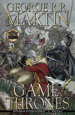 A Game of Thrones (Grapa) #10