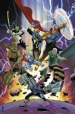 Guardianes de la Galaxia (2013-) (Grapa) #71/8