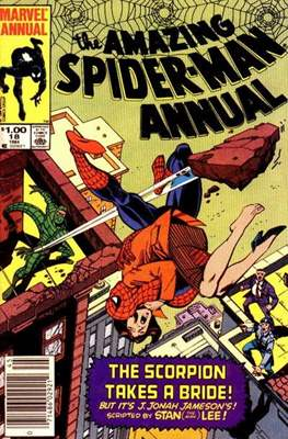 The Amazing Spider-Man Annual #18