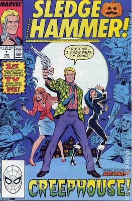 Sledge Hammer! (Comic Book 36 pp) #1