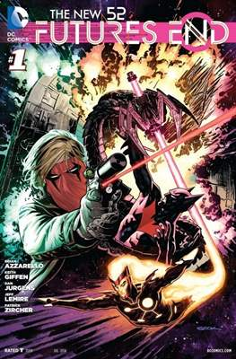 The New 52: Futures End (Digital) #1