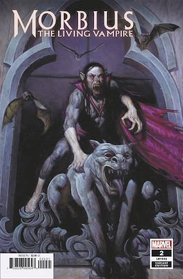 Morbius: The Living Vampire Vol. 3 (Variant Cover) #2