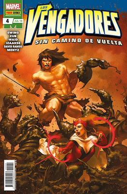 Los Vengadores: Sin camino de vuelta (Grapa 40-48 pp) #4
