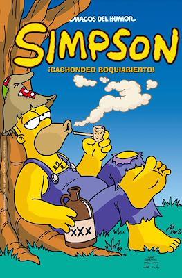 Magos del humor Simpson #46