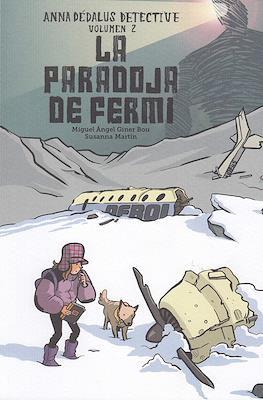 Anna Dédalus detective (Rústica 104-144 pp) #2
