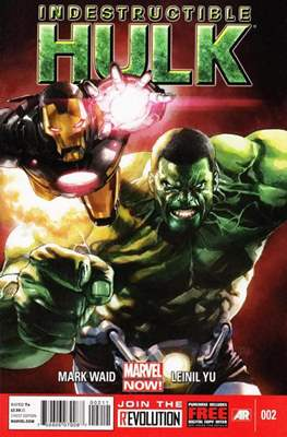 Indestructible Hulk (Comic Book) #2