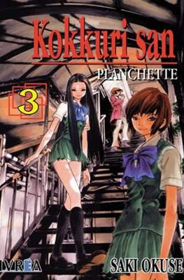 Kokkuri san - Planchette #3