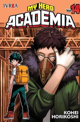 My Hero Academia (Rústica con sobrecubierta) #14