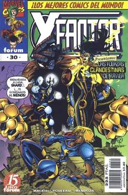 X-Factor Vol. 2 (1996-1999) (Grapa 24 pp) #30