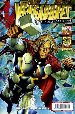 Los Vengadores Vol. 4 (2011-) (Grapa) #28