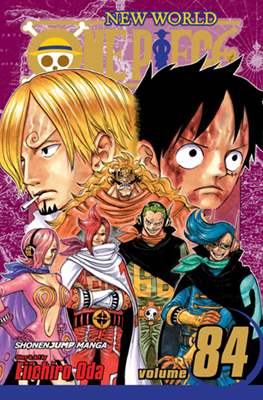 One Piece (Softcover) #84