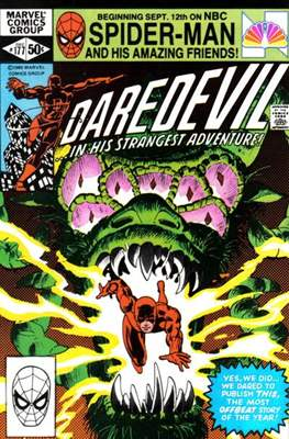 Daredevil Vol. 1 (1964-1998) (Comic Book) #177
