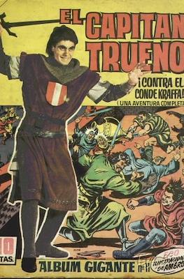 El Capitán Trueno. Album gigante (Grapa 32 pp) #11