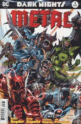 Dark Nights: Metal (Variant Covers) (Comic Book) #3.1