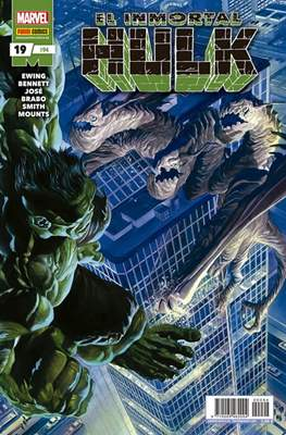 El Increíble Hulk Vol. 2 / Indestructible Hulk / El Alucinante Hulk / El Inmortal Hulk (2012-) (Comic Book) #94/19