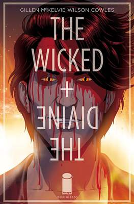 The Wicked + The Divine (Comic Book) #10