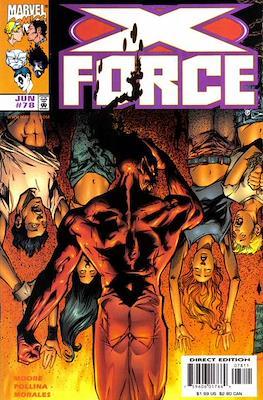 X-Force Vol. 1 (1991-2002) (Comic Book) #78