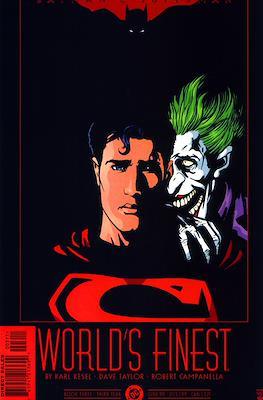 Batman & Superman: World's Finest (Softcover) #3