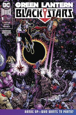 Green Lantern Blackstars (2020)