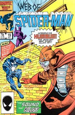 Web of Spider-Man Vol. 1 (1985-1995) (Comic-book) #19