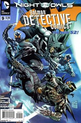 Detective Comics Vol. 2 (2011-2016) (Comic-Book) #9