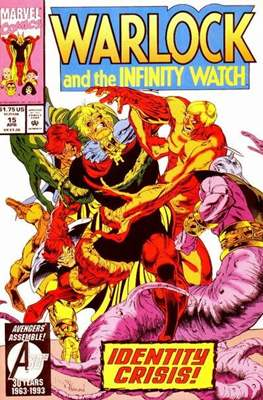 Warlock and the Infinity Watch (Comic-Book) #15