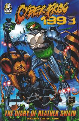 Cyberfrog 1998: The Diary of Heather Swain