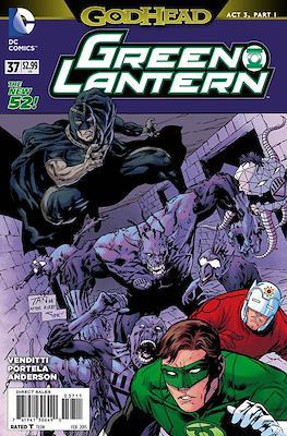 Green Lantern Vol. 5 (2011-2016) (Comic book) #37
