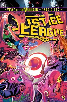 Justice League Vol. 4 (2018- ) (Comic Book) #29