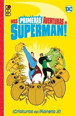 Mis primeras aventuras de Superman! #1