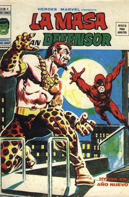 Héroes Marvel Vol. 2 #4