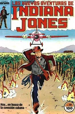 Indiana Jones (Grapa 24 pp) #19